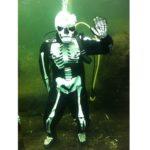 Plongeur Halloween