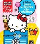 Mon livre effaçable Hello Kitty - Hatier