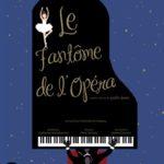 LIVRE LE Fantôme de l'Opéra - LA MARTINIERE -JACADI