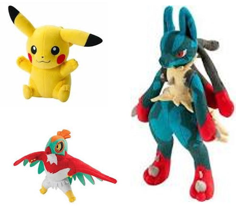 Peluches Pokemon Nos Bambins