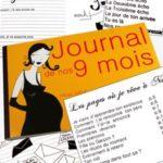 journal de nos 9 mois - LA PLUME DE LOUISE