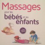 LIVRE MASAGES BEBES ET ENFANTS - JACQUES CHOQUE - ALBIN MICHEL
