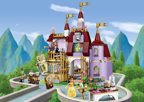 lego-chateau-de-la-belle-et-la-bete
