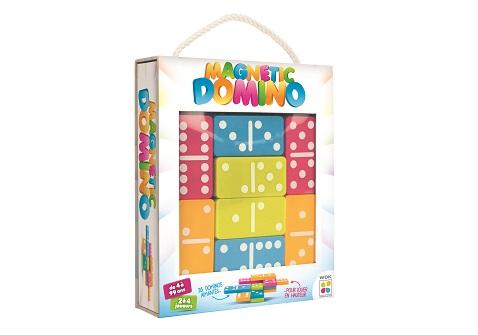 magnetic-domino