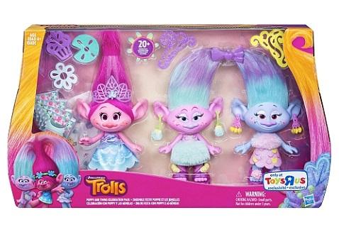 coffret-trolls-celebration-poppy-et-les-jumelles-hasbro