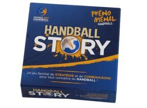 Jeu handball story