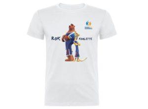 T-shirt enfant Rok&Koolete