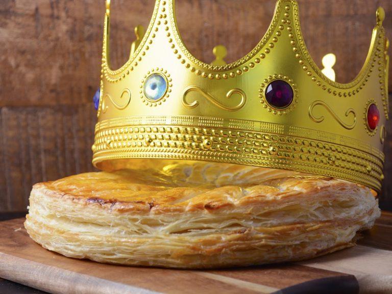 La galette des rois nos bambins for Decoration galette des rois frangipane