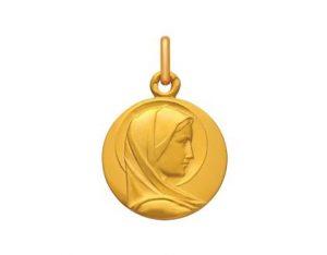 medaille Virgo maria