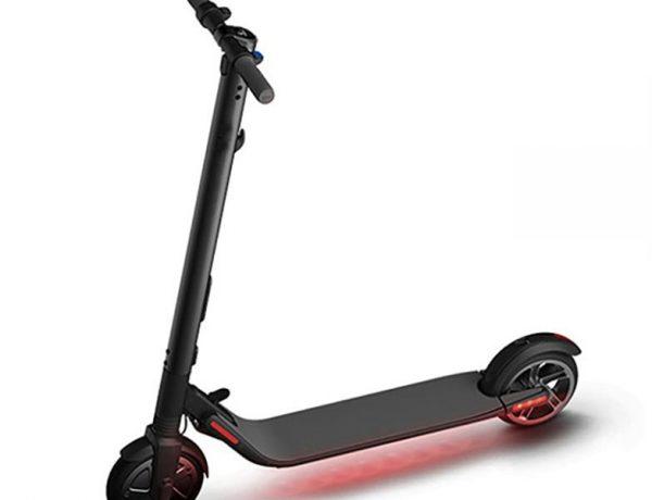 Trottinette électrique Ninebot, trottinette électrique vitesse bridée 25 km/h, patinette électrique