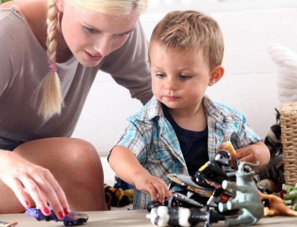Nounou Montessori dès sortie d'école