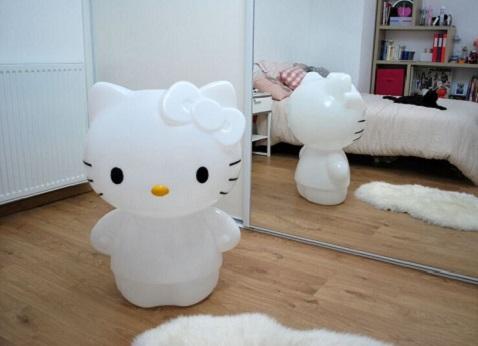 Fantastisk LAMPE HELLO KITTY XXL – TEKNOFUN | Nos Bambins ZK49